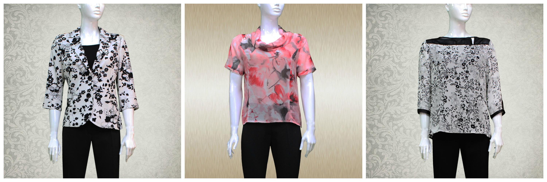 Srnec Style Modeli s cvjetnim uzorkom