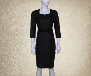 Ženska haljina ADRIJANA-poslovni look