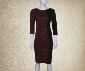 Ženska haljina GERTRUDA Srnec Style-haljine