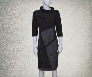 Ženska haljina KJARA -poslovni look