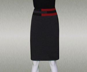Ženska suknja ASI-poslovni look