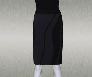 Ženska suknja TERA-poslovni look
